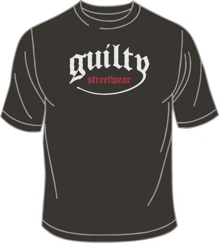 T-Shirt, Guilty Classic, oliv