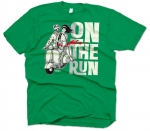 T-Shirt, On the Run